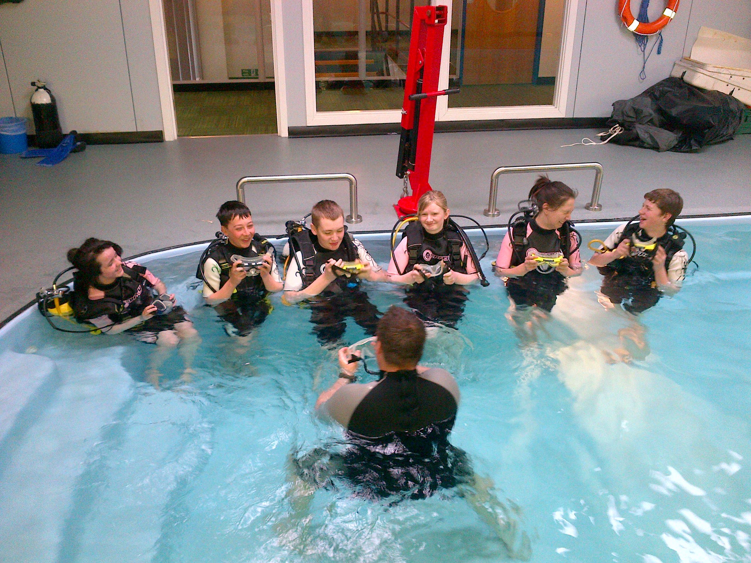 Scuba Diving in Liverpool - localgymsandfitness.com